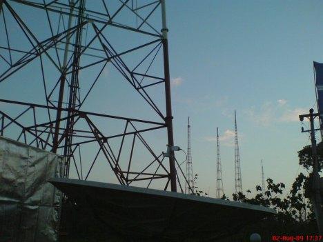 Foto diambil dari arah paling timur