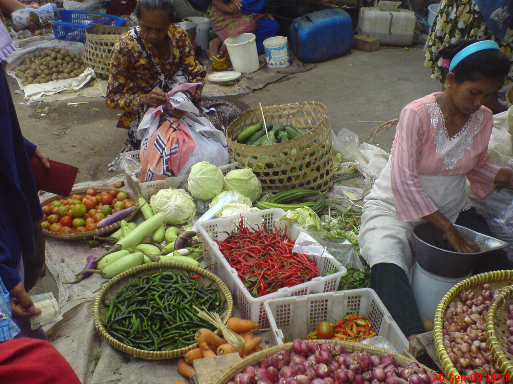Sayuran murah meriah sehat