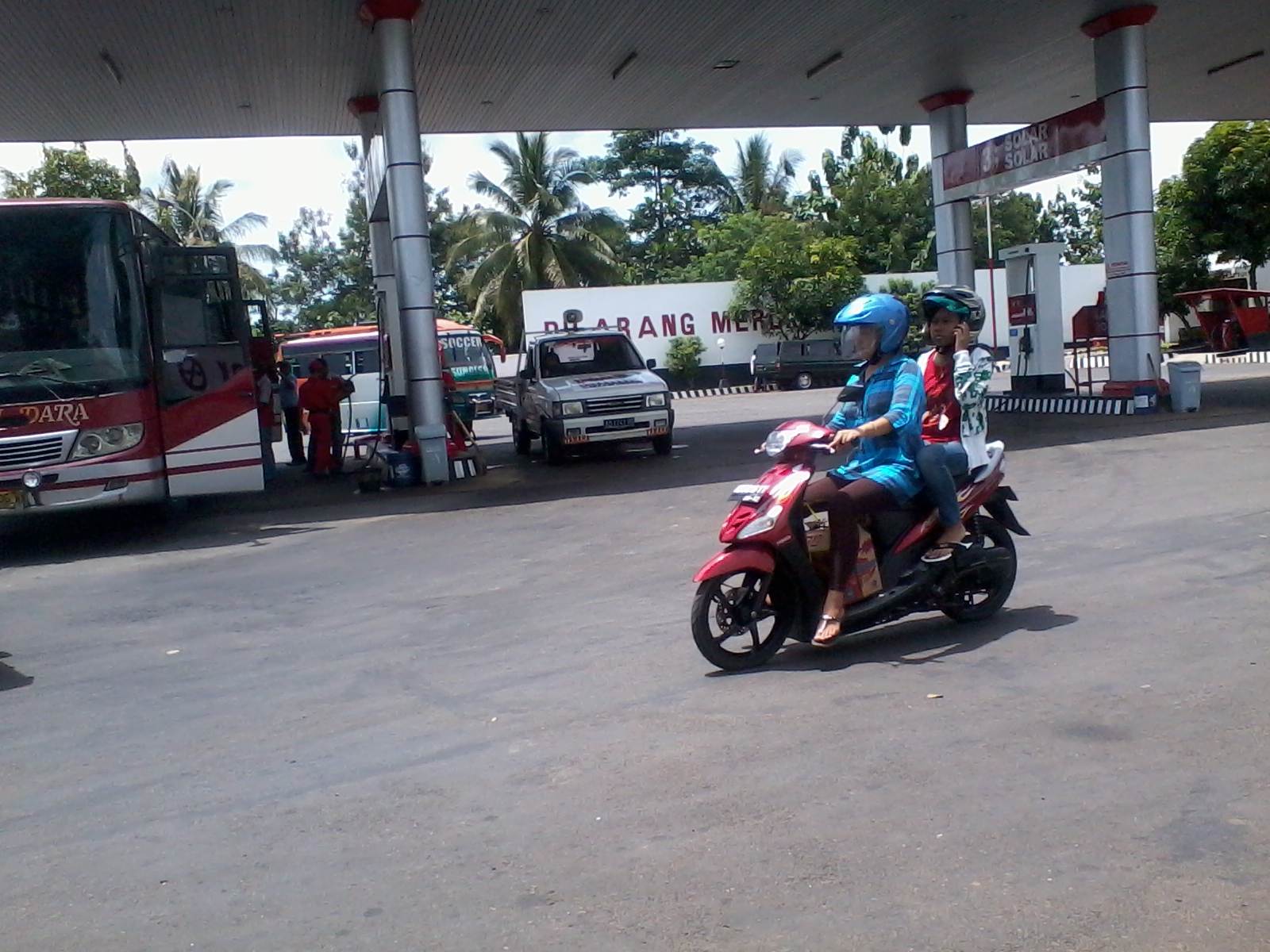Vario Hadiyantacom Blogger Commuter Father Engineer New 110 Esp Cbs Glam Red Kab Semarang Mio